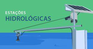 cemaden - estacoes hidrologicas