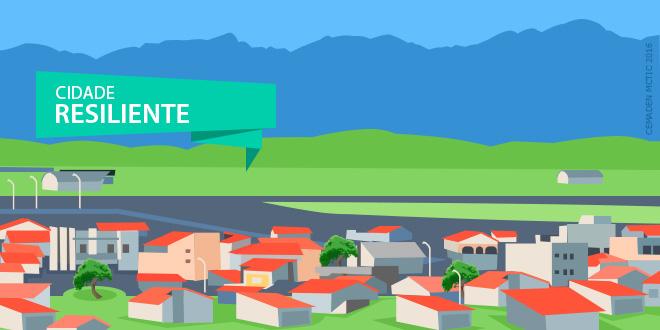 Cemaden - Cidades Resilientes Lorena SP